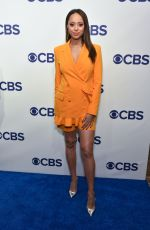 Amber Stevens West At CBS Upfront Presentation, New York