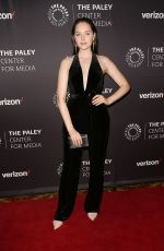 Amy Forsyth At The Paley Honors: A Gala Tribute to Music on Television Presented by Verizon, New York