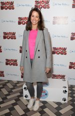 Andrea McClean At Show Dogs screening in London