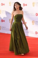 Anna Friel Attends the British Academy Television Awards at Royal Festival Hall in London