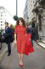 Anna Friel Heading to the BAFTA TV Awards In Conversation event in London