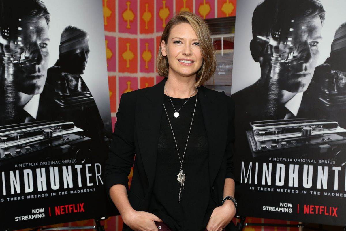 "Anna Torv At Netflix Original Series ""Mindhunter"" ATAS"