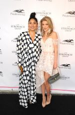 AnnaLynne McCord Attending the 143rd Preakness Stakes at the Primlico Race Course