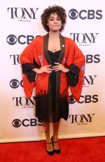 Ariana DeBose At Tony Awards Nominees photocall in NY