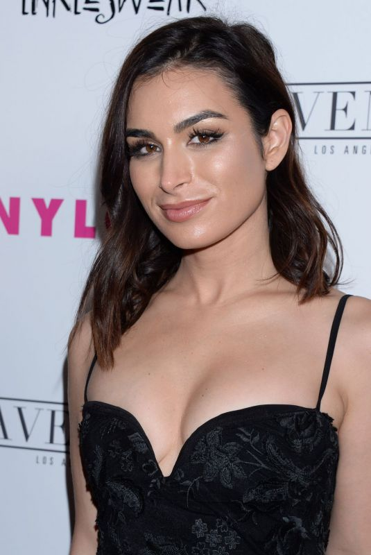 Ashley Iaconetti At NYLON Young Hollywood Party in LA