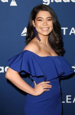Aulii Cravalho At 29th Annual GLAAD Media Awards, Arrivals, New York