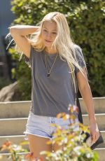 Ava Sambora After asking her mom to go to rehab, Calabasas