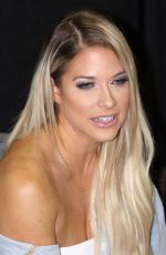 Barbie Blank Attends the Comic Con Day 4 in Philadelphia at Pennsylvania Convention Center