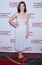 Barrett Wilbert Weed At The Actors Fund Annual Gala, New York