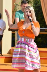 Beatrice Egli At German TV show