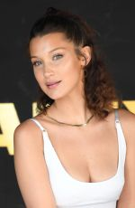 Bella Hadid At Magnum x Alexander Wang party, 71st Cannes Film Festival