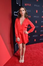 Britt Baron At Netflix FYSee Kick-Off Event