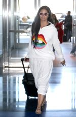 Camila Alves Arrives at JFK airport in NYC