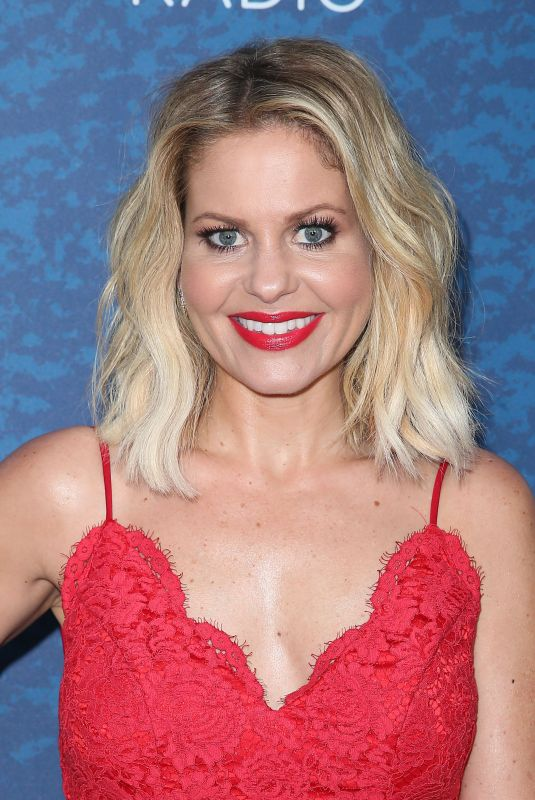 Candace Cameron Bure At 2018 iHeartCountry Festival at Frank Erwin Center in Austin Texas