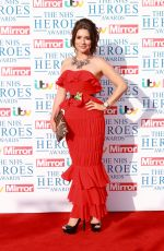 Candice Brown At NHS Heroes Awards, Hilton Park Lane, London, UK