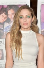 Carly Chaikin At Premiere Of Paramount Pictures And Vertical Entertainment
