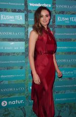 "Cassie Howarth At Evening of the movie ""Trunck"" at the Sandra & Co Suite at the 71st Cannes Film Festival"