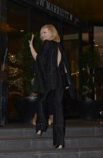 Cate Blanchett At The marriott Hotel in Cannes