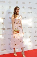 Charity Wakefield At The Old Vic Bicentenary Ball