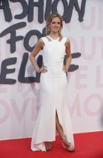 Charlotte Carroll At Fashion For Relief, 71st Cannes Film Festival, France