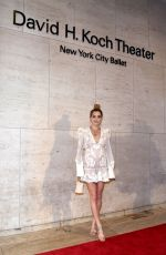 Chelsea Leyland Attends New York City Ballet Spring Gala