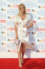 Chloe Meadows At NHS Heroes Awards, Hilton Park Lane, London, UK
