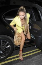 Chloe Sims At Quiz x TOWIE Launch Party