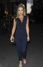 Chyna Ellis At Quiz x TOWIE Launch Party