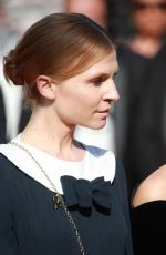 Clemence Poesy At
