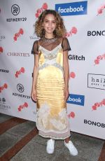 Cleo Wade At Lower Eastside Girls Club Spring Fling in New York City