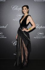 Clotilde Courau At Secret Chopard Party