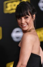 "Constance Zimmer At ""Solo: A Star Wars Story"" World Premiere in Los Angeles"