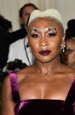 Cynthia Erivo At The Metropolitan Museum of Art