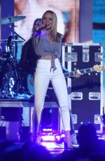 Danielle Bradbery At 2018 iHeartCountry Festival By AT&T at The Frank Erwin Center in Austin