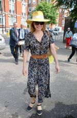 Darcy Bussell At Chelsea Flower Show, Press Day, London, UK