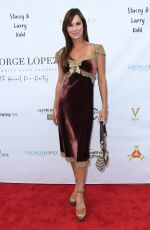 Debbe Dunning At George Lopez Golf Classic Pre-Party held at Baltaire Restaurant in Brentwood