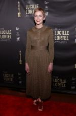 Denise Gough At 33rd Annual Lucille Lortel Awards at NYU Skirball Center