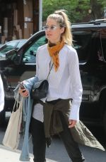 Doutzen Kroes Out and about in New York City