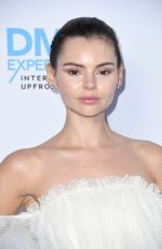 Eline Powell At Disney ABC International Upfronts, Los Angeles