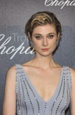 Elizabeth Debicki At Chopard Trophy