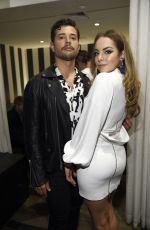 Elizabeth Gillies At The CW Network
