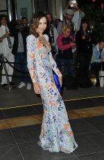 Elsa Zylberstein At the Marriott hotel for the Dior Dinner at the Cannes film festival