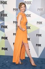 Emily VanCamp At 2018 Fox Network Upfront in New York City