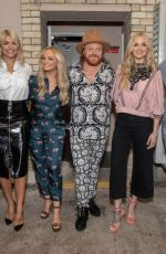 Emma Bunton, Fearne Cotton & Holly Willoughby At Celebrity Juice Filming in London