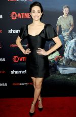Emmy Rossum At Showtime Emmy FYC screening of Shameless at the Linwood Dunn Theatre, Hollywood