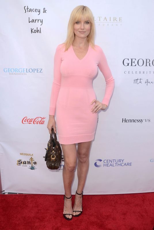 Eugenia Kuzmina At George Lopez Golf Classic Pre-Party held at Baltaire Restaurant in Brentwood
