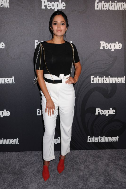 Feliz Ramirez At Entertainment Weekly and People Upfronts Party, Bowery Hotel, New York