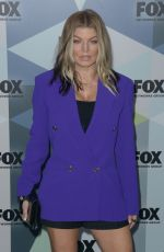 Fergie At 2018 Fox Network Upfront at Wollman Rink, Central Park in New York