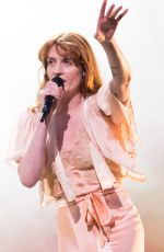 Florence Welch Perform at BBC The Biggest Weekend Festival in Singleton Park in Swansea, Wales