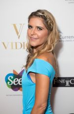 Gemma Oaten At One Blooming Night With Gemma Oaten & Friends Gala in London